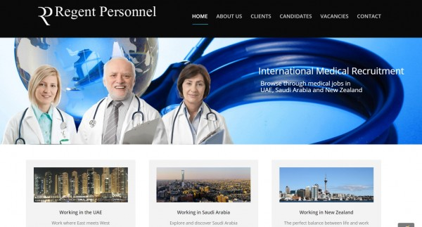 International Medical Recruitment
