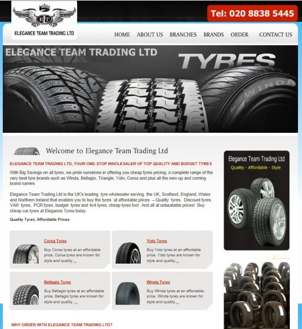 Elegance Tyres