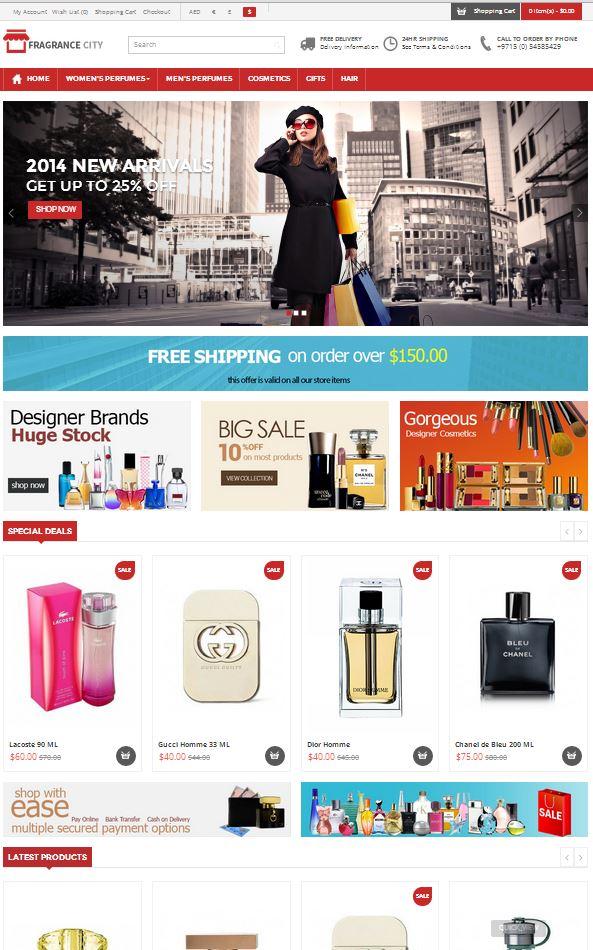 FC Online Shop – Dubai