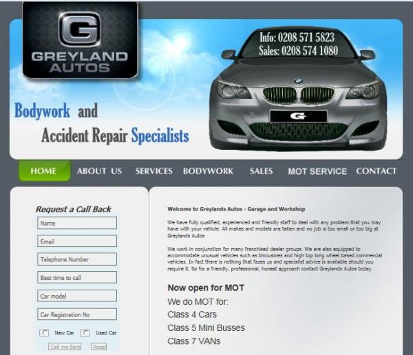 Greylands Autos