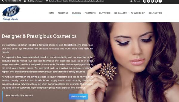HB Perfumes & Cosmetics Ltd