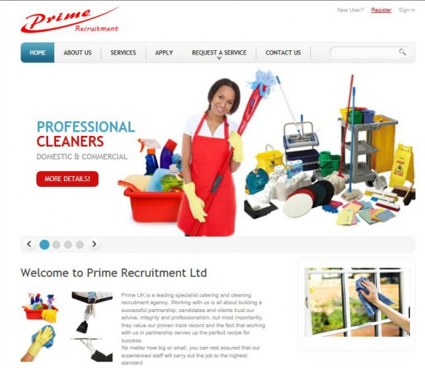 Prime Cleaning Recruitment Ltd