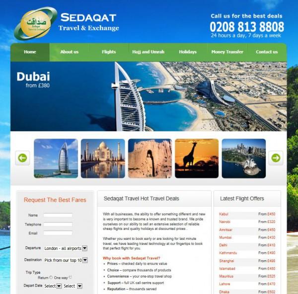 Sedaqat Travels