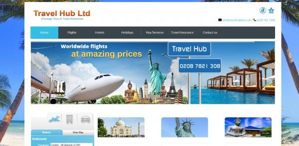 Travel Hub Ltd