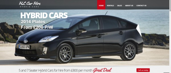 HL Car Hire & Sales