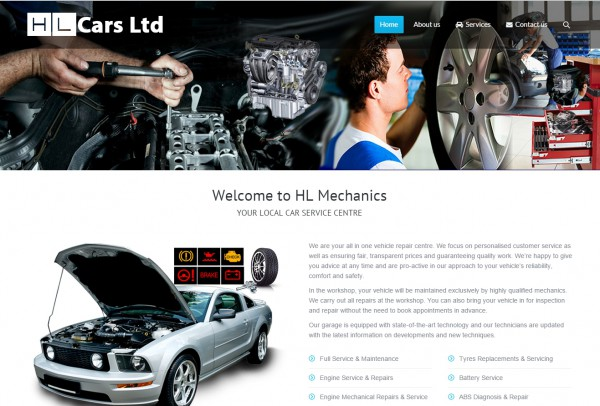 HL Mechanics