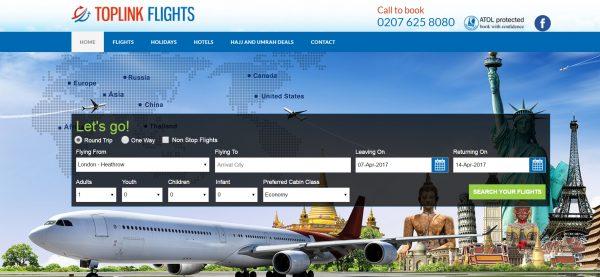 Top Link Flights